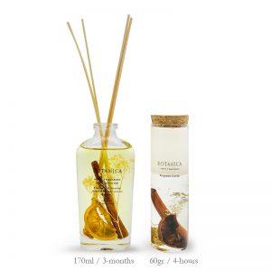 036CI Fleur Diffuser & 037CI Candle Citrus Bundle Promo