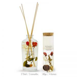 036BE Fleur Diffuser & 037BE Candle Rose Bundle Promo