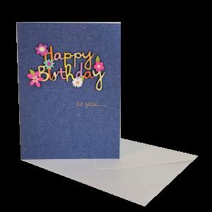 Card Birthday 01